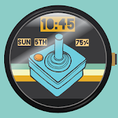Retro Tech Watch Faces