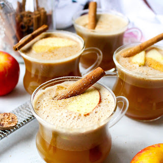Honeycrisp Apple Hot Buttered Rum Recipe