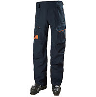 Ridge Shell Pant Navy Herr (20/21)