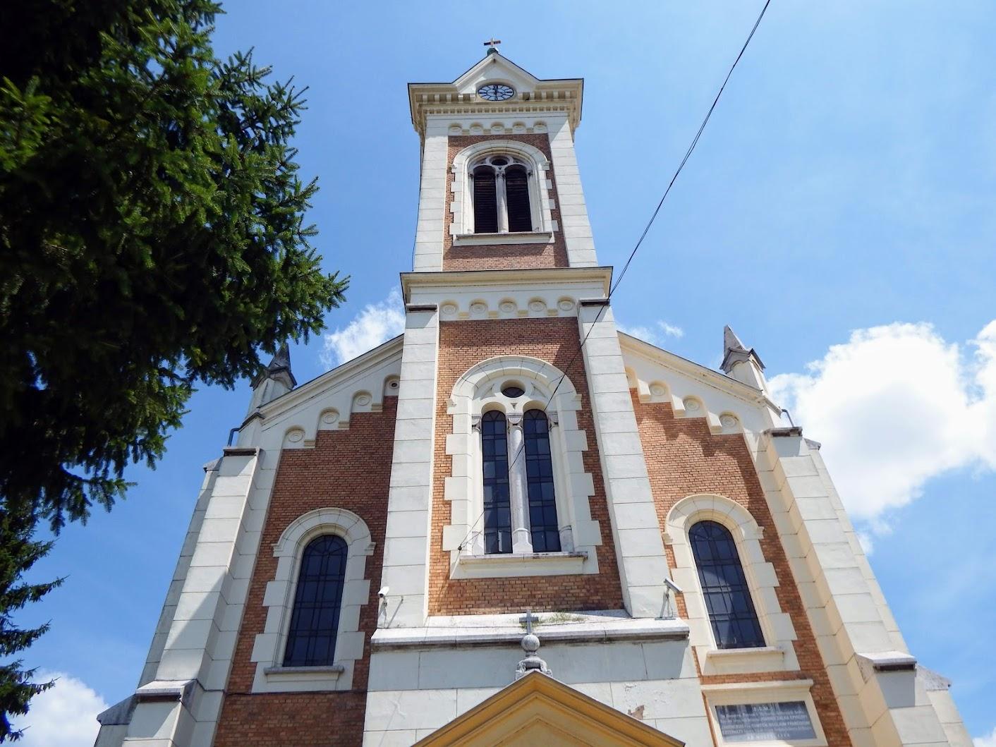 Tatabánya - Bánhidai Szent Mihály rk. templom