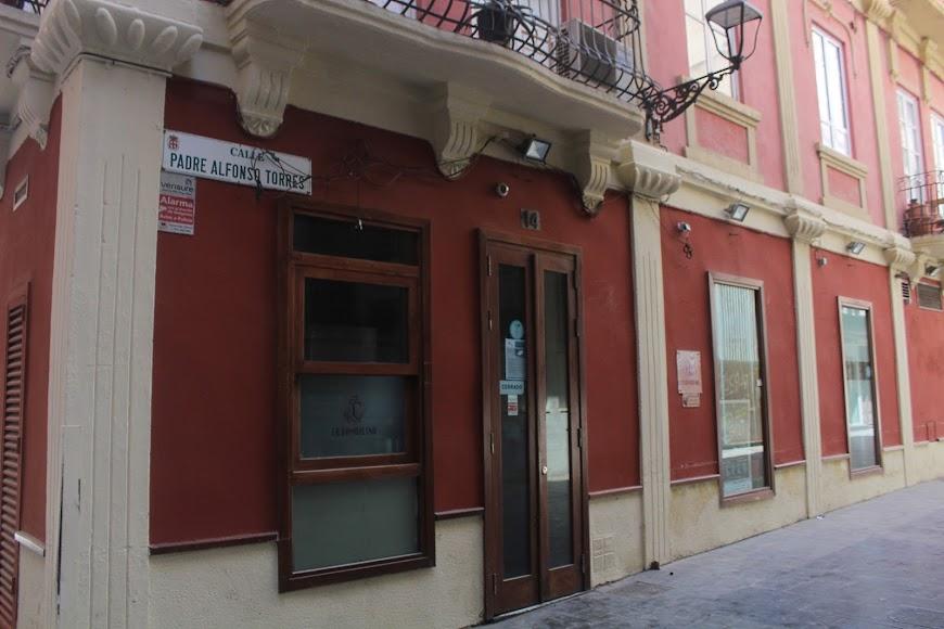 Bar La Bambalina, situado en calle Padre Alfonso Torres.
