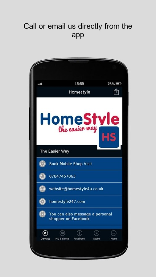 Homestyle Android Apps On Google Play