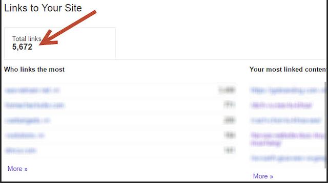 Bật mí Các cách check số lượng links web