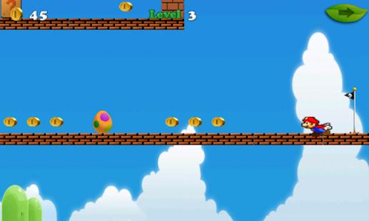 Download Mario run : classic adventure For PC Windows and Mac apk screenshot 2
