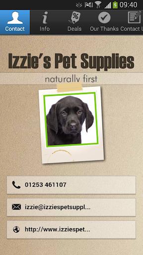Izzie's Pet Supplies