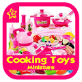 Cooking Toys Miniature