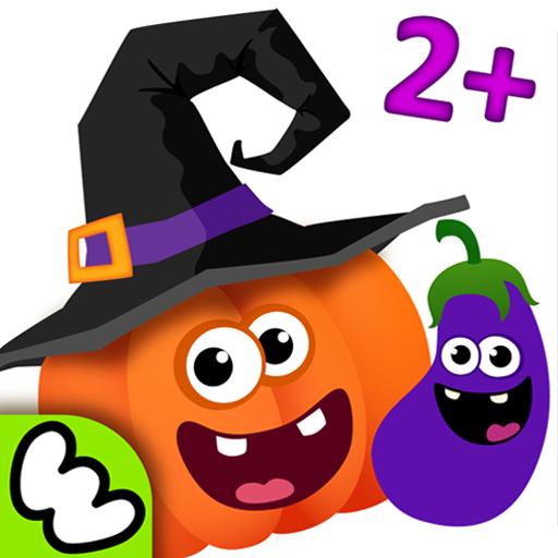 Funny Foods: Halloween fun! 教育 App LOGO-硬是要APP