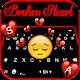 Broken Heart Emoji Keyboard Theme Download for PC Windows 10/8/7