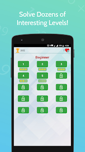 Number Games - Fast Calculations for PC-Windows 7,8,10 and Mac apk screenshot 2