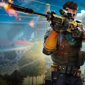 Sniper Wars Warrior - City Defense Shooting Game