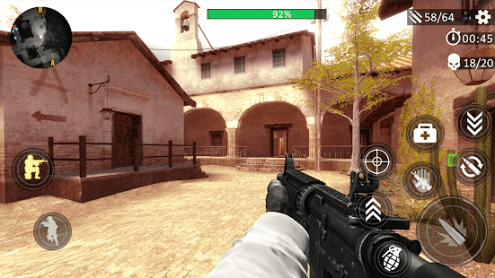 Kommandojäger: Sniper Shooter Screenshot