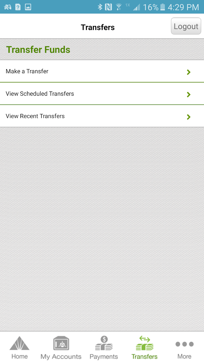 Regions Bank Android 4