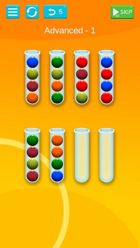 Ball Sort - Bubble Sort Puzzle Game apkdebit screenshots 6