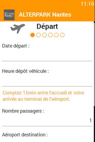 ALTERPARK Nantes 1.1.9.1 screenshots 1