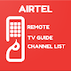 Download Remote for Airtel Set Top Box For PC Windows and Mac
