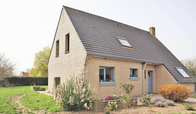 Maison avec jardin Steenvoorde