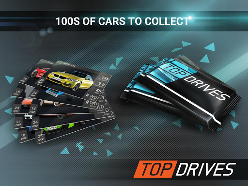 Top Drives u2013 Car Cards Racing  {cheat|hack|gameplay|apk mod|resources generator} 2