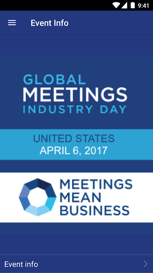 Global Meetings Industry Day- screenshot