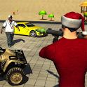 Real Gangster Christmas Crime icon