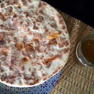 Berber Pizza {Rghaif Shema} Recipe