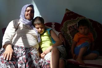 Photo: Grandma and her grandsons, Bazid (Doğubayazıt) 2014