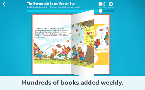 Epic! Unlimited Books for Kids- screenshot thumbnail