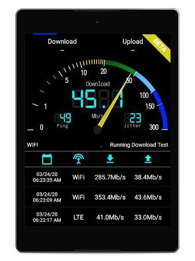 Network Cell Info Lite screenshot 9