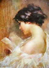 """Photo: Giuseppe Mascarini, """"Lettrice"""" (1917)"""