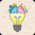 Brain Quiz: IQ Challenge, Tricky Puzzles icon