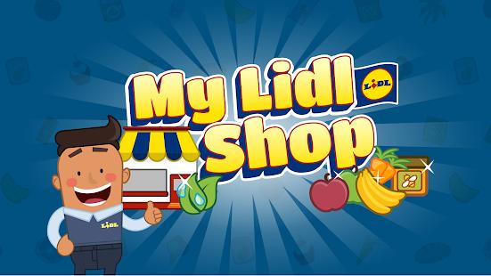 My Lidl Shop - náhled