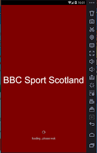 Radio For BBC Sport Scotland - náhled