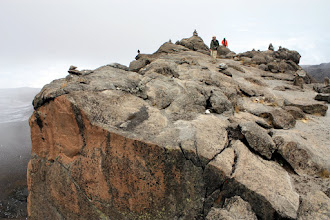 Photo: Top of Lava Tower