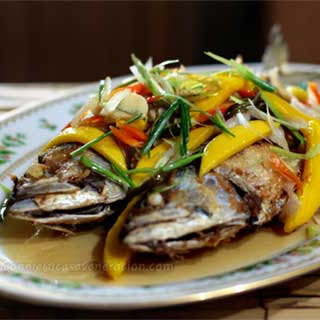 Escabeche (Fish with Pickled Vegetables)