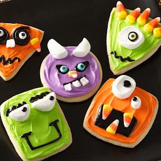 Wacky Monster Cookies.