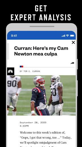 MyTeams by NBC Sports 8.0 Screenshots 2
