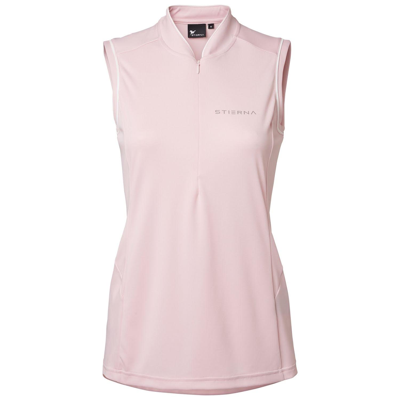 Jessica Top SL Ärmlös Funktionströja Pretty Pink