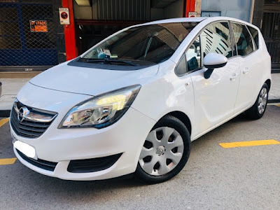 Opel meriva glp garaje centro bilbao