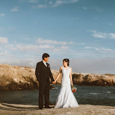 Wedding photographer Hans Rivadeneira (hansandroxes). Photo of 16.02.2016