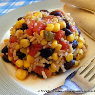 Black Bean and Rice Salad.