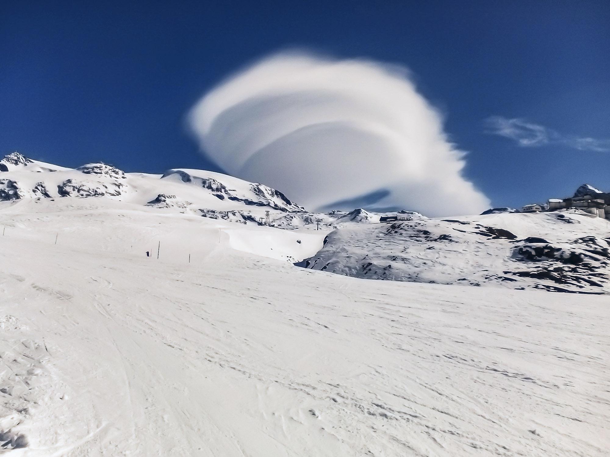 Neve.....aliena di stefanogaleotti