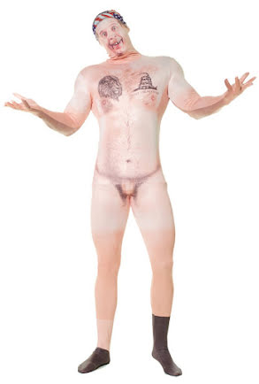 Morphsuit, Hill Billy