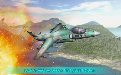 Air Planes: Jet Fighter Ace Combat cheat screenshots 2