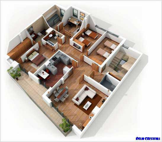 3d House Plans 3d house plans screenshot 3d House Plans Inspiration Screenshot