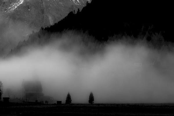 Di fronte alla maestosità delle montagne di Tiziana Detoni