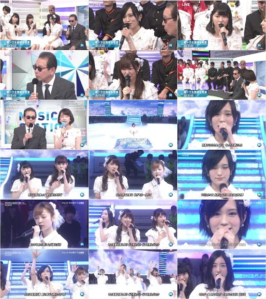 (TV-Music)(1080i) AKB48 Part – Music Station 160129