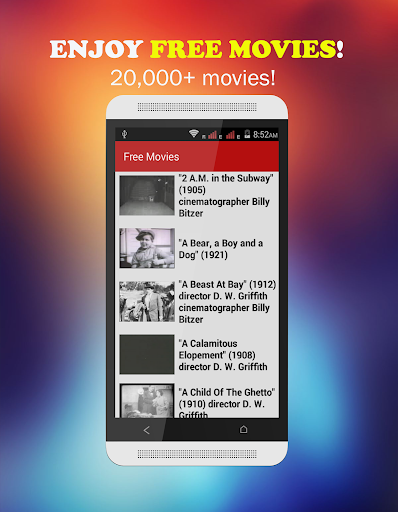Watch Free Movies Online & TV Shows 7.0.0 screenshots 1