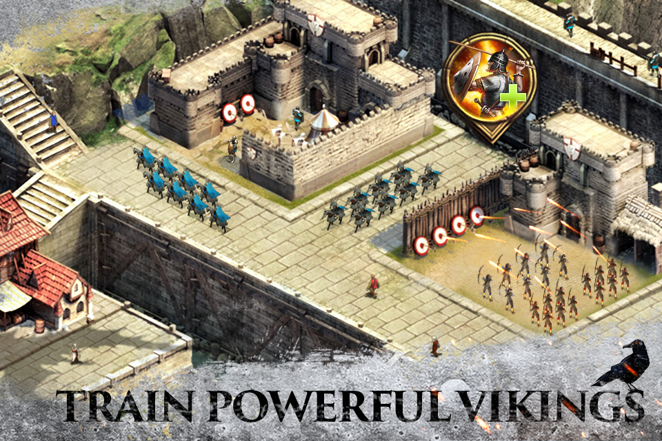 Vikings - Age of Warlords- screenshot