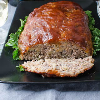 Savory Homestyle Meatloaf
