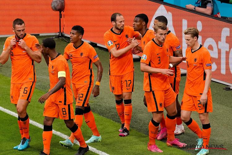 Nederland groepswinnaar na eenvoudige zege tegen teleurstellend Oostenrijk
