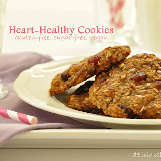 Gluten Free Oatmeal Cookies.